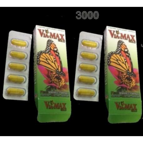 VIA-MAX GOLD 10 Capsules